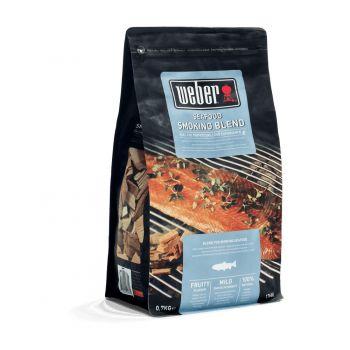 Suitsulaastud Weber seafood 0,7kg 077924048845