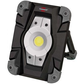 Led akulamp ja akupank, IP 54 20W USB laetav, 2000lm 4007123652822