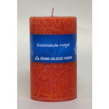 Lõhnaküünal Kaminatule valgel 5.5x12cm 4743288010618