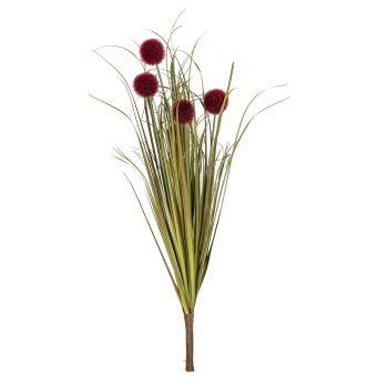 Kunstlill rohukõrred 5x In Garden 59cm pruun