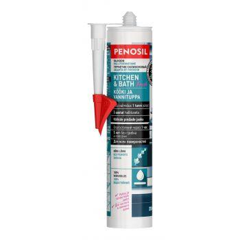 Penosil Kitchen&Bath läbipaistev 310ml