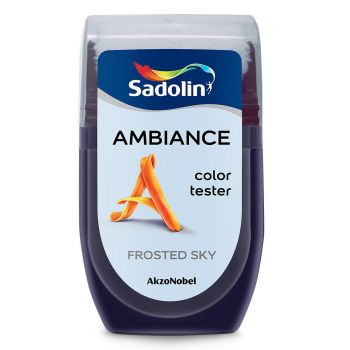 Ambiance tester Sadolin 30ml frosted sky