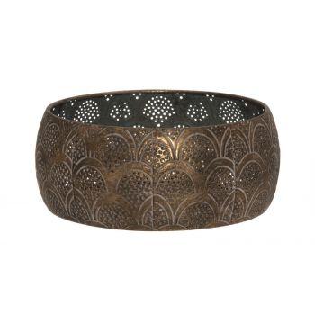 Kauss Casablanca 19cm metallist 6410413321298