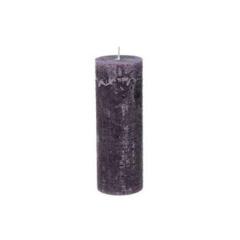 Küünal Rustic 6,8x19cm lilla