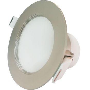 Valgusti LED 12W IP44 süvistatav kroom 309-12C 309-12C Süvistatavad valgustid 4743157039122