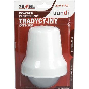 Uksekell Zamel signaal 230 V