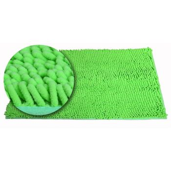 Vannitoavaip Narma Twisty ümar Ø 60cm roheline 4741274053076