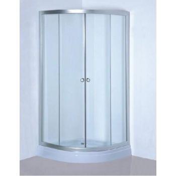 Dušikaare klaasseinad 90x90x190