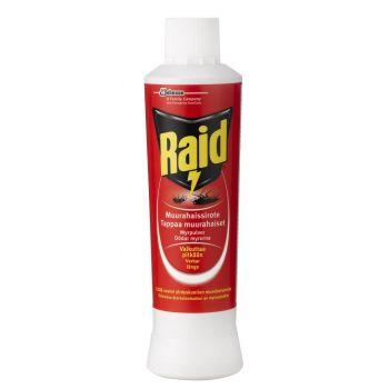 Sipelgapulber Raid 250g 6414400022441