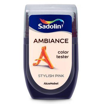 Ambiance tester Sadolin 30ml stylish pink