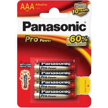 Patarei Panasonic Pro AAA/LR03 4tk