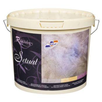 Dekoratiivvärv Setual pärlmutter varjund 3,6L