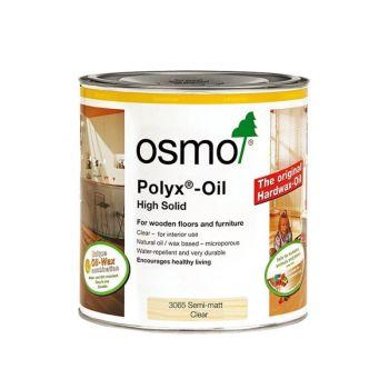 Õlivaha Osmo 3065 värvitu poolmatt 0,125L 4006850682492