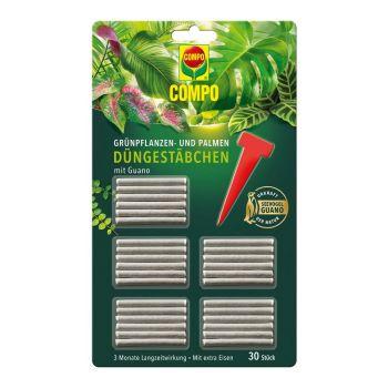 Väetisepulgad Compo rohelistele taimedele 30tk