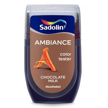 Ambiance tester Sadolin 30ml chocolate milk