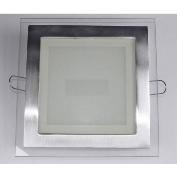 LED valgusti 6W nikkel