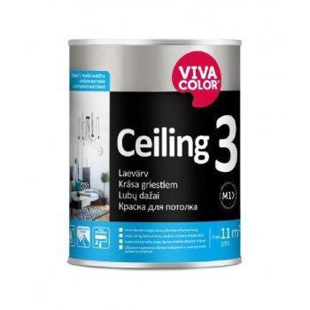 Laevärv Vivacolor Ceiling 3 0,9L