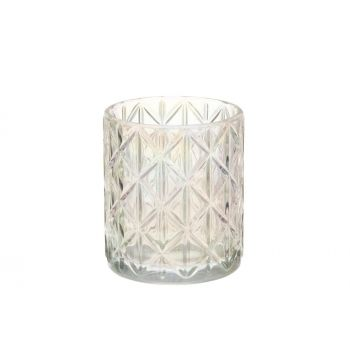 Küünlatops Diana klaasist 10cm 6410413198548