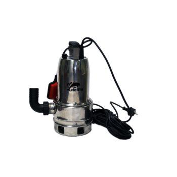 Pump Delfin QDVX16000 0,6kW mustale veele