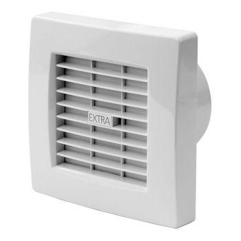 Ventilaator Extra X100ZHT ribakatik+taimer+niiskusandur