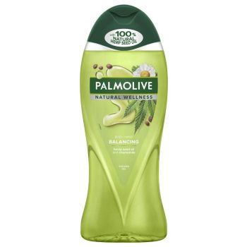Dušigeel Palmolive Smoothing Algae with Lotus flower 500ml