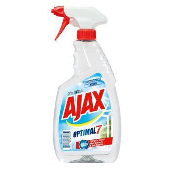 Aknapuhastusvahend Ajax Optimal 7 Cristal Super Effect Trigger 500ml