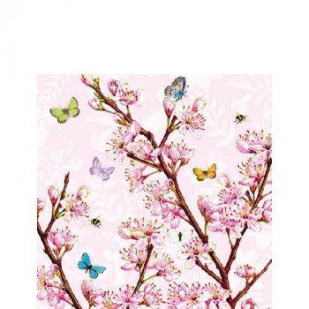 Salvrätikud lilledega 8712159129915