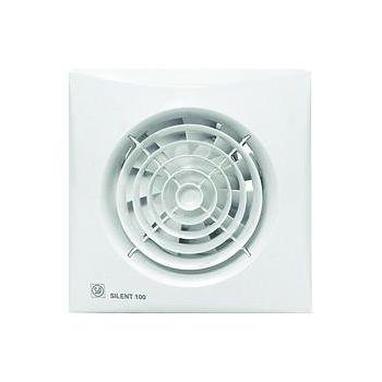 Ventilaator S&P Silent 100CRZ taimeriga