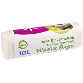 Prügikotid 10L 10tk biolagunev