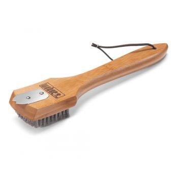 Grillipuhastushari Weber Bamboo 30cm 077924006821
