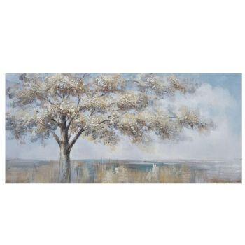 Pilt õlimaal 70x150cm üksik puu
