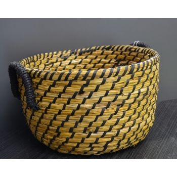 Korv sangadega pruun 12x30cm