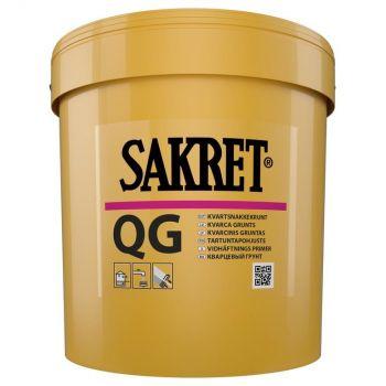 Kvartskrunt Sakret QG 5kg