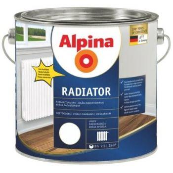 Radiaatorivärv RADIATOR 0,75 L