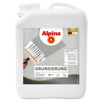 Alpina Grundierung 2,5L