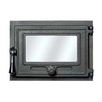 Ahjuuks klaasiga 250x360mm