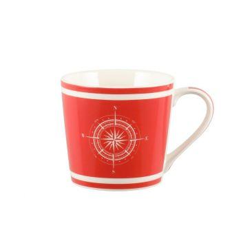 Kruus Seaside 40cl punane kompass