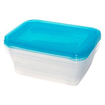 Külmutuskarp Fredo 1,25L 3tk