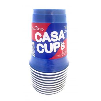 Joogitopsid CC 350ml 10tk sinine
