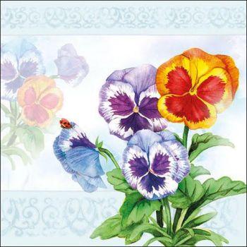 Salvrätikud lilledega 8712159127355