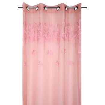 Kardin Virginie 140x260cm roosa