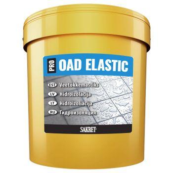 Veetõkkemastiks Sakret OAD Elastic 10kg 4751006562295