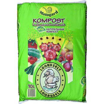 Kompost Bio Matogard 10L 4742014000190