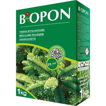 Väetis Biopon okaspuudele 1kg
