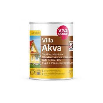 Veepõhine puitmajavärv Vivacolor Villa Akva C 11,7L