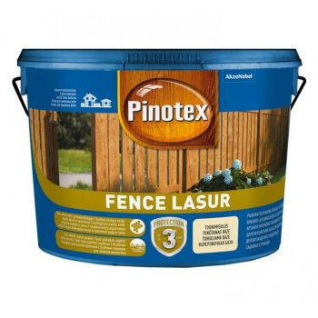 Puidukaitsevahend Pinotex Fence Lasur 2,5L, mahagon