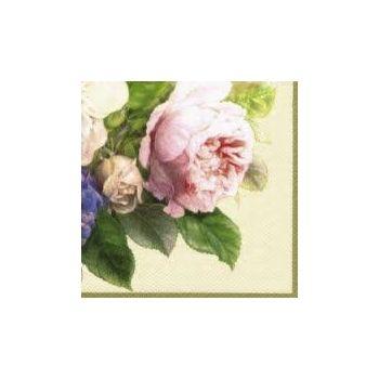 Salvrätikud roosidega 4011651065542