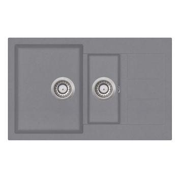 Graniiitvalamu Aquasanita SQT151-202AW 800x500mm hall 4151202069732