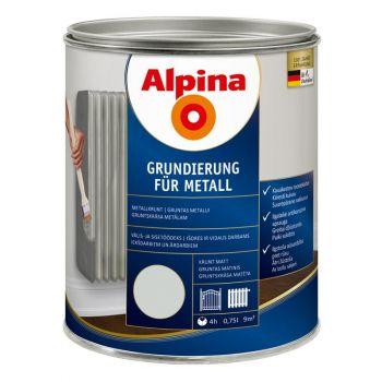 Alpina Grundierung für Metall 0,75L