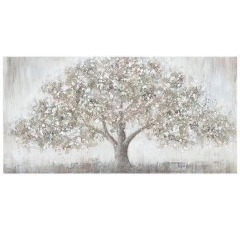 Pilt õlimaal 70x140cm võimas puu